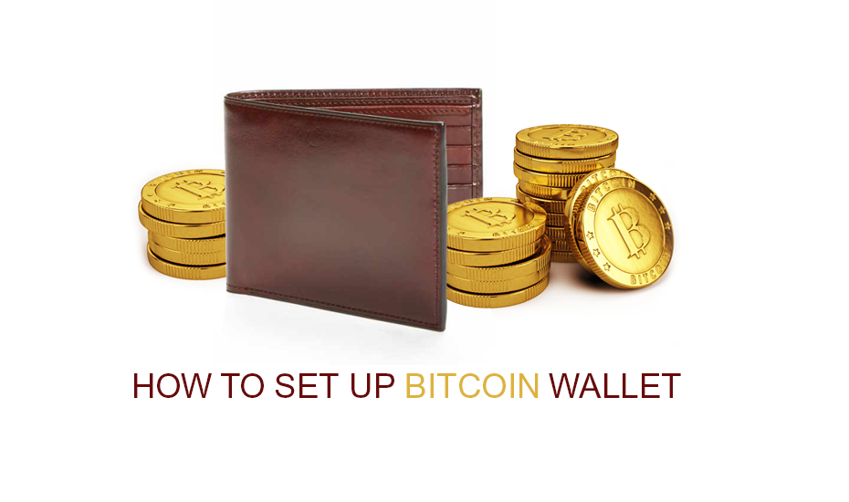 how to set up bitcoin wallet