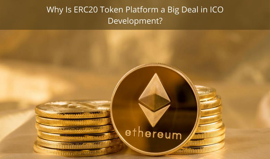 ERC20 Token Platform