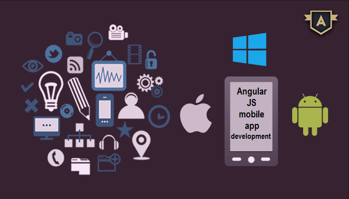 AngularJS mobile app development