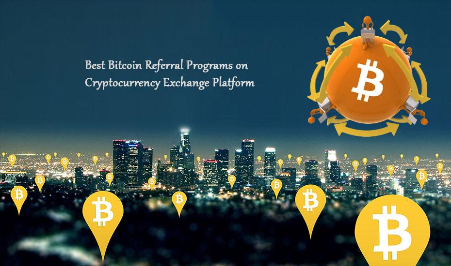 Best Bitcoin Referral Program