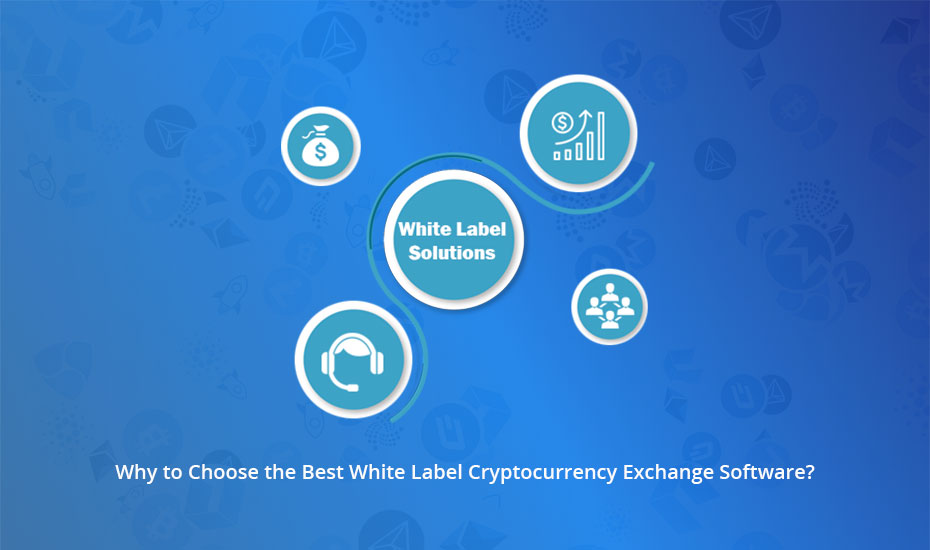 White-label cryptocurrency exchange software