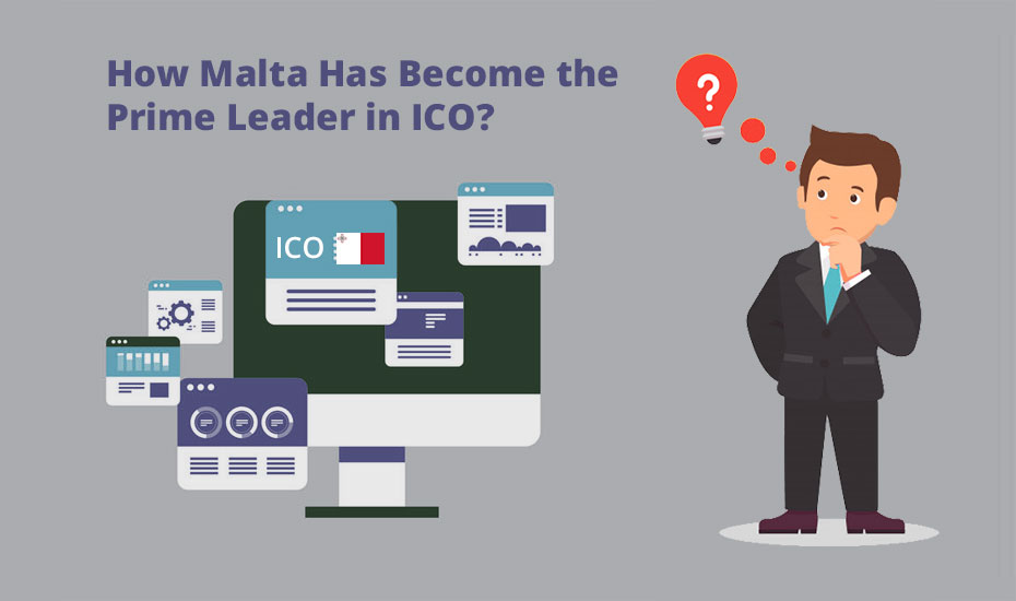 How Malta Has Become the Prime Leader in ICO?