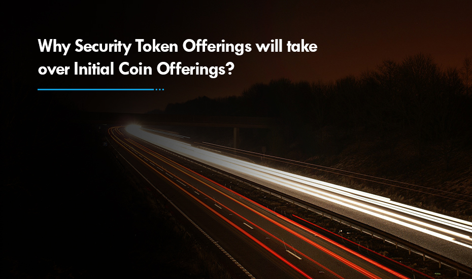 Security token offering development