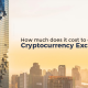 """How To Create a Cryptocurrency Exchange Website and How Much Does it Cost?"" is locked How To Create a Cryptocurrency Exchange Website"
