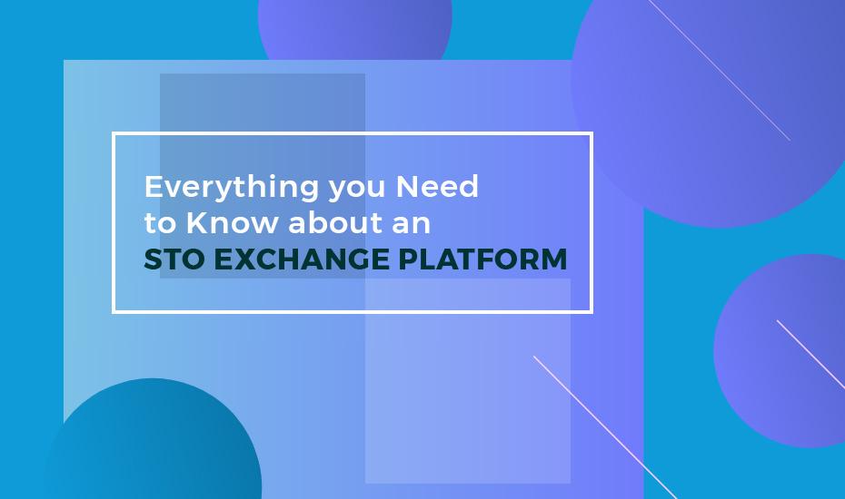 STO Exchange Platform