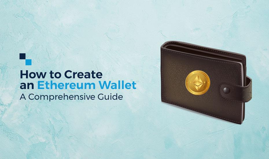 create Ethereum wallet