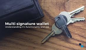 multi signature wallet