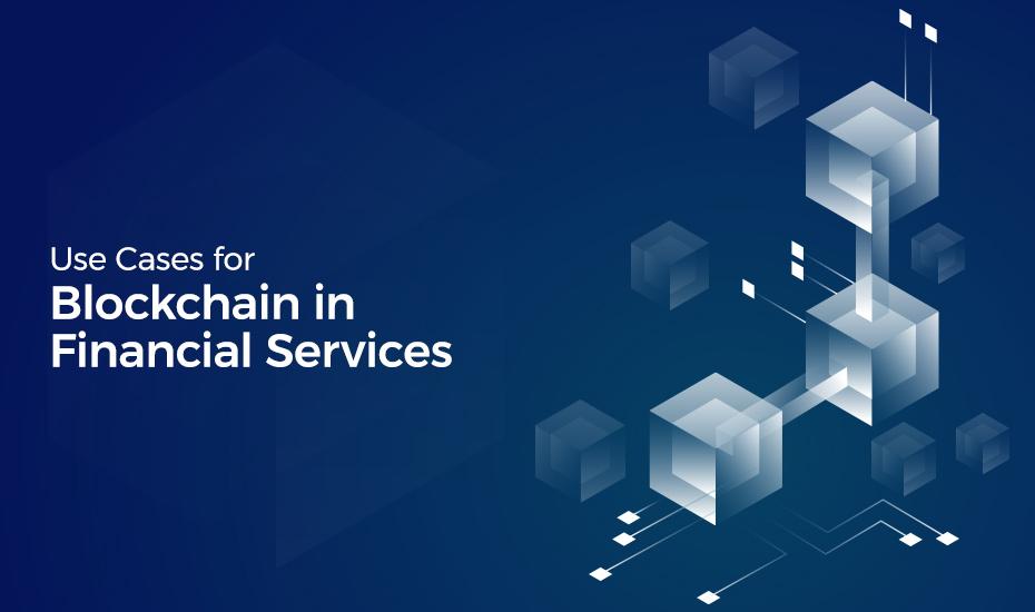 FinTech blockchain solutions