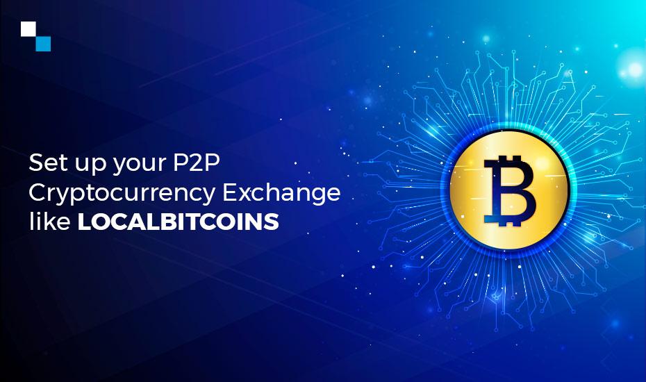 P2P crypto exchange
