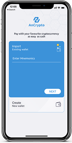 multi cryptocurrency wallet app