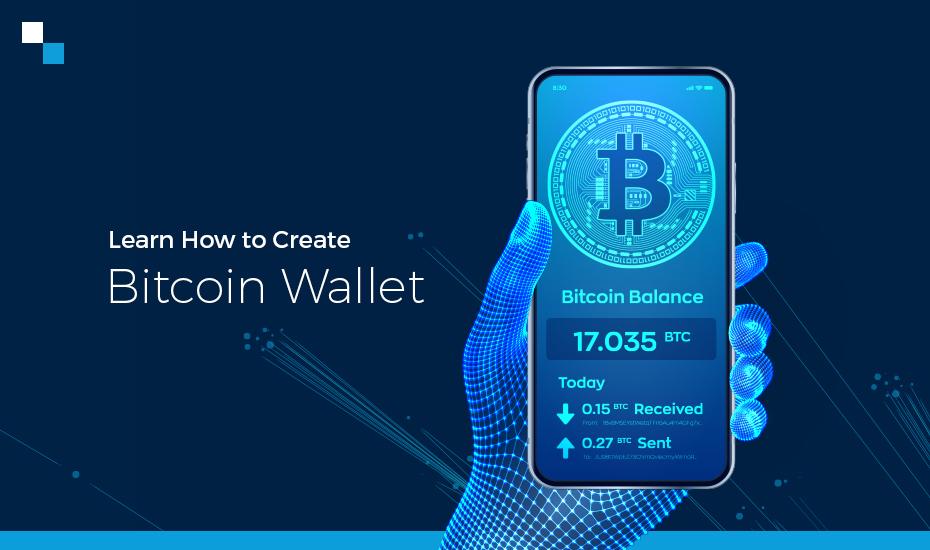 Create your own bitcoin wallet app