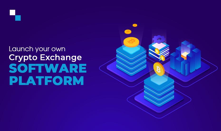 Crypto Exchange Software Platform