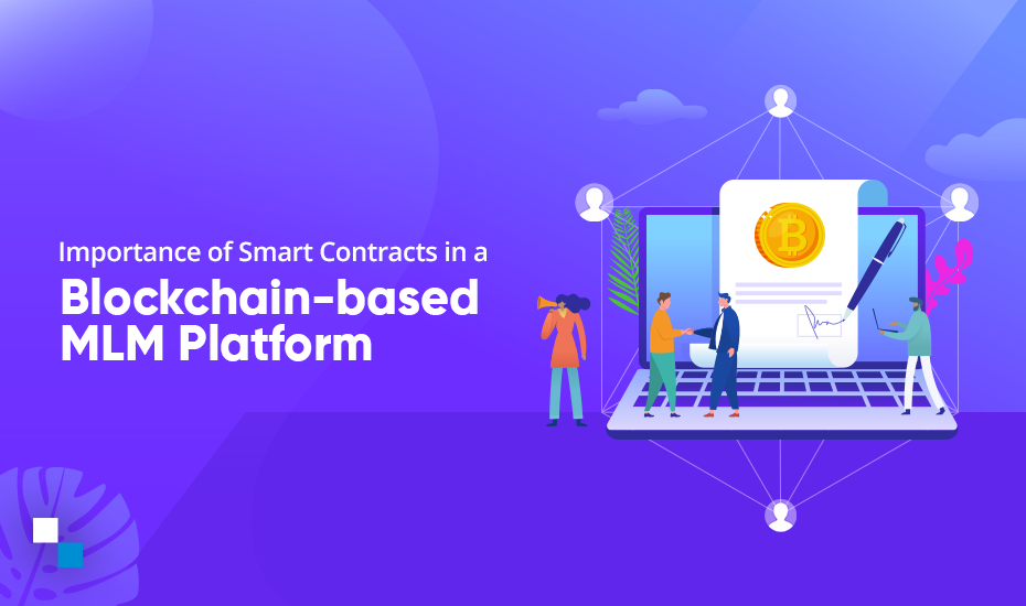 Smart Contract MLM Software Development