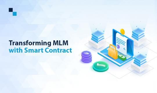 SmartContract based MLM Platform