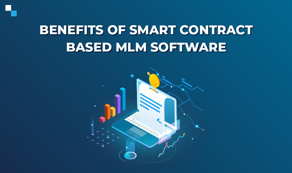 Ethereum smart contract MLM