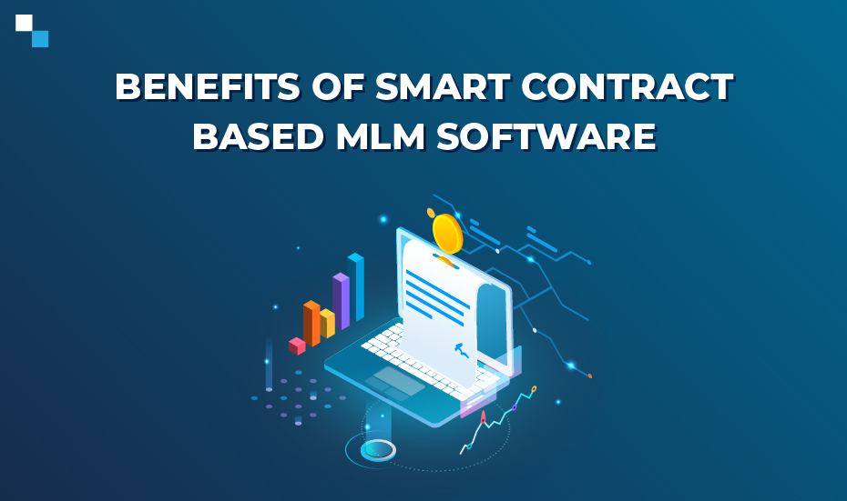 Ethereum Smart Contract based MLM Software