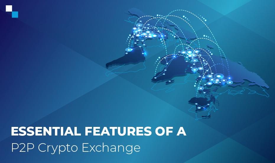 P2P Crypto Exchange Software