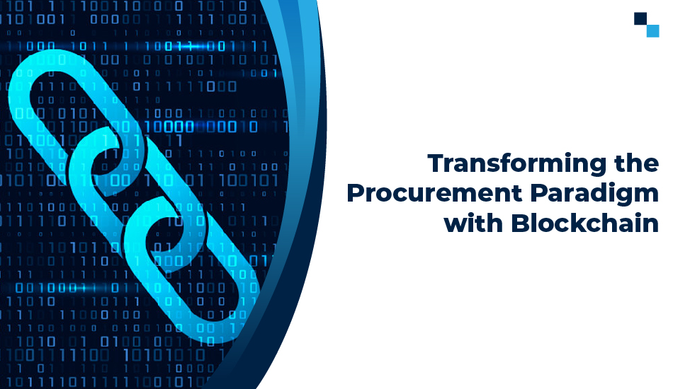 B2P Blockchain Solution for Procure-to-Pay