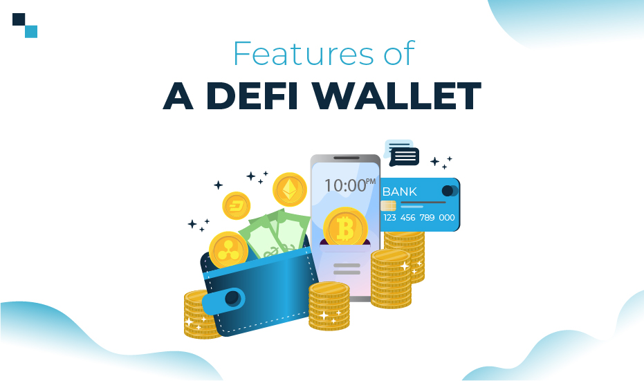 DeFi crypto wallet