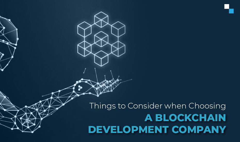 choose your Blockchain Development Company