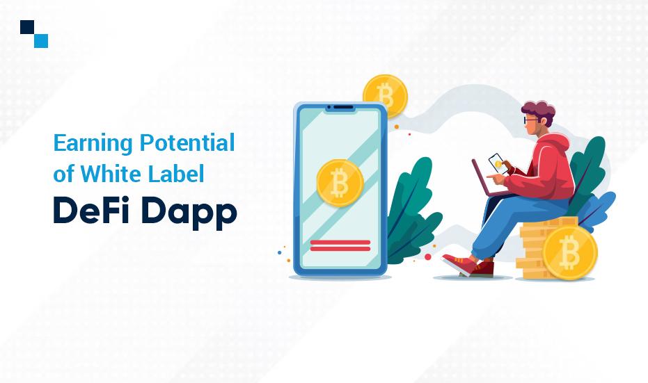 DeFi DApp development