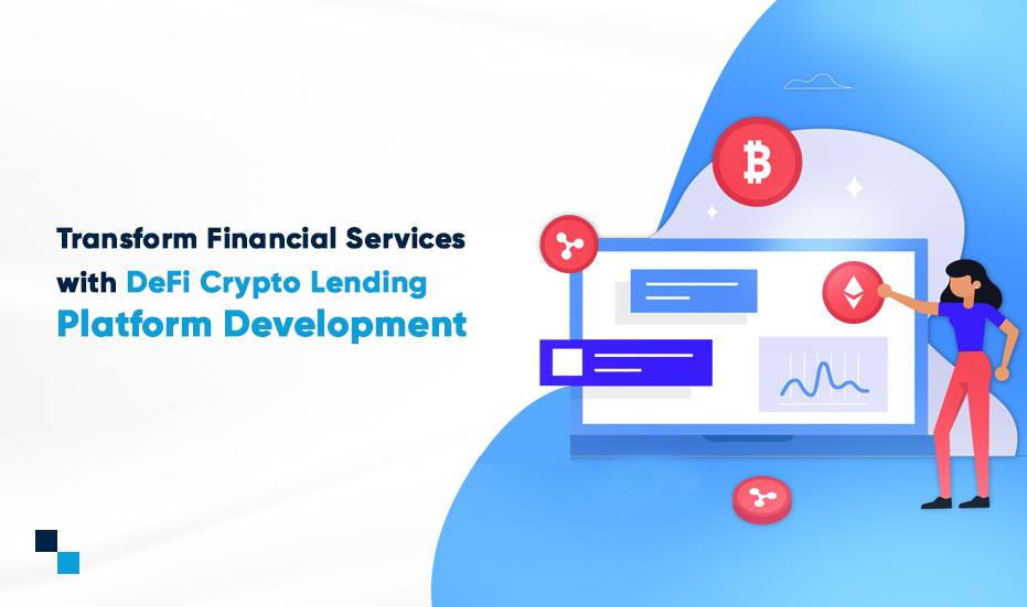 DeFi Crypto Lending Platform Development