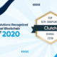 Antier Solutions Recognized as a Global Blockchain Leader of 2020