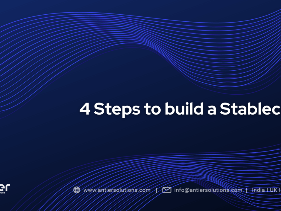 4 Steps to Build a Stablecoin