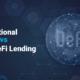 DeFi lending and borrowing software