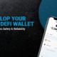 DeFi crypto banking wallet
