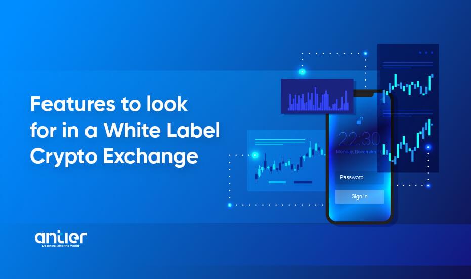 White Label Crypto Exchange