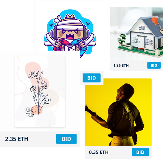 create own nft marketplace