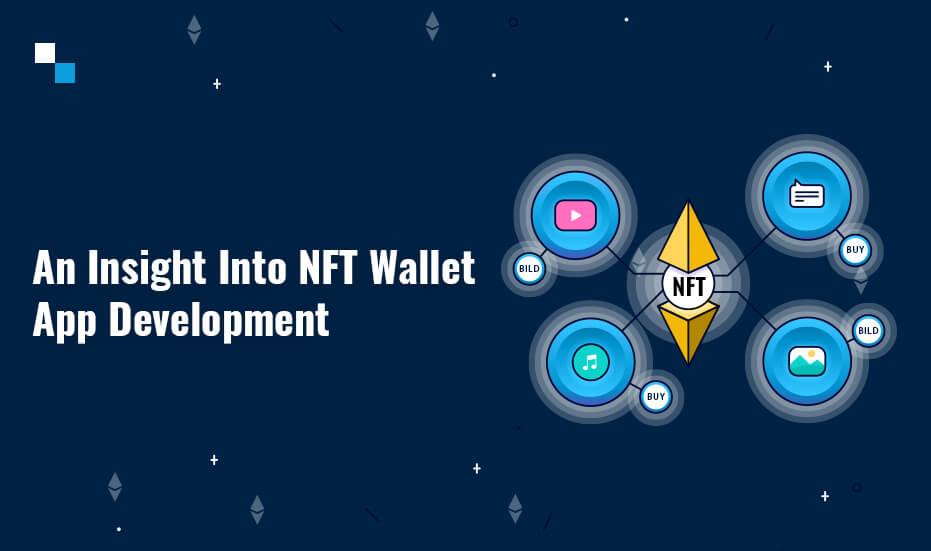 NFT wallet app development/