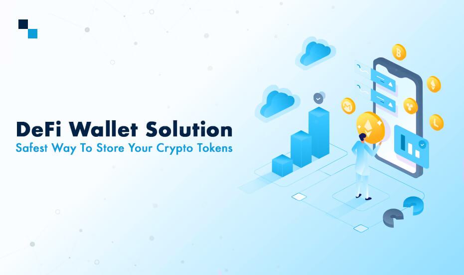Defi wallet solution
