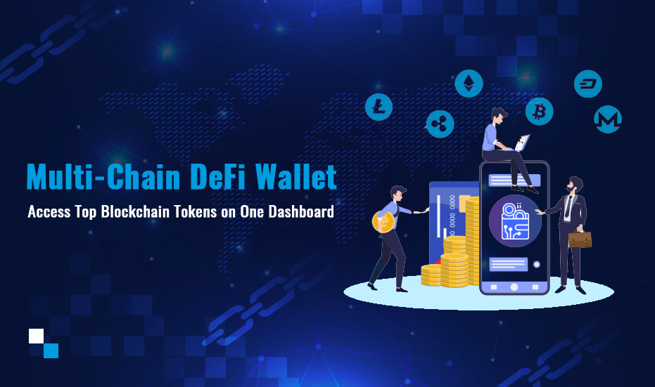 Build DeFi Mobile wallet