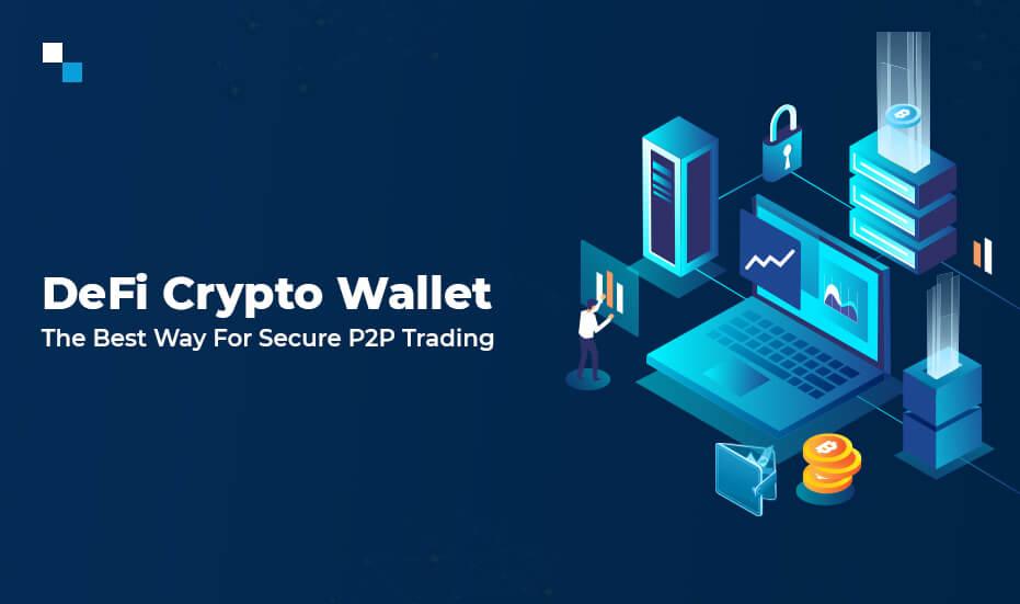 DeFi crypto wallets