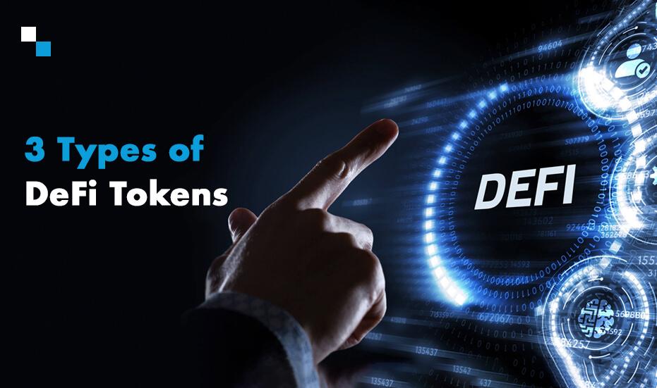 DeFi token development
