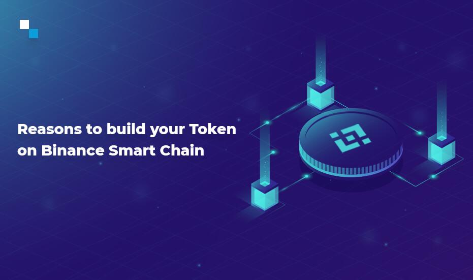 Binance Smart Chain token development
