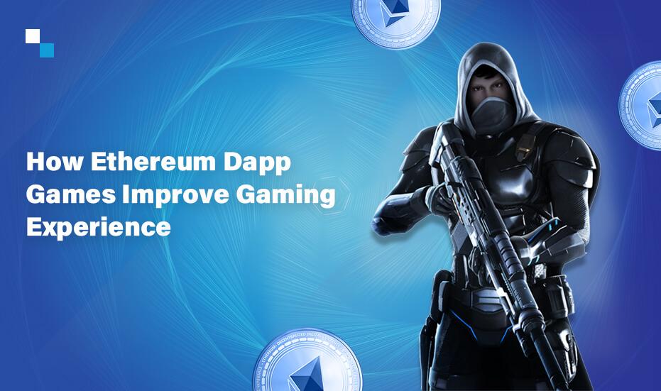 Ethereum dApp Games Development