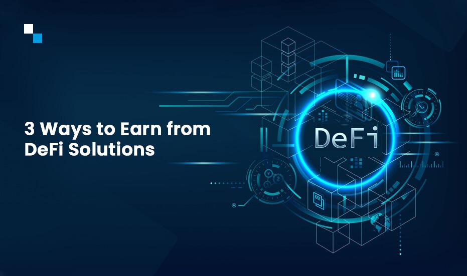 DeFi Staking Platform Development: A Fast Growing Revenue Stream for Institutions & Investors